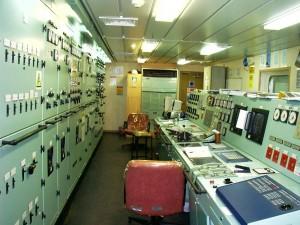 CCM, local de trabalho dos Oficiais de Máquinas