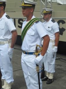 Comandante-Aluno Alexandre Pereira