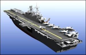 USS AMERICA 1