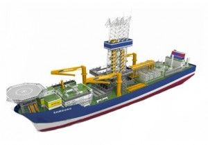 Navio modelo