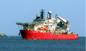 DSV Stena Wellservicer, o mais moderno navio de mergulho do mundo