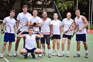 Equipe de Tênis da EFOMM